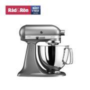 KitchenAid - Artisan Köksmaskin 4,8 L Contour Silver