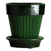 Bergs Potter - Simona Kruka/fat 16 cm Grön emerald